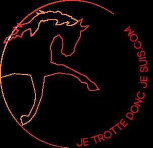 Logo JTDJS rond geometrique